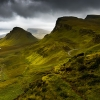 The Quiraings tree